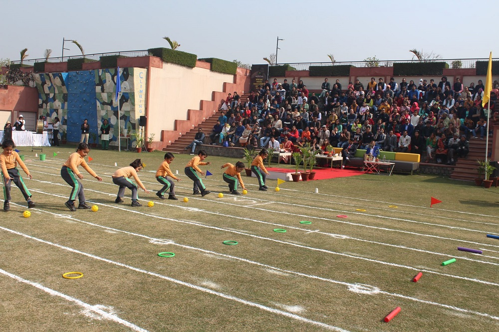 Annual Sports Day 2020