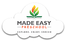 Logo of Made Easy Pre-school which is in Chatterpur, Delhi