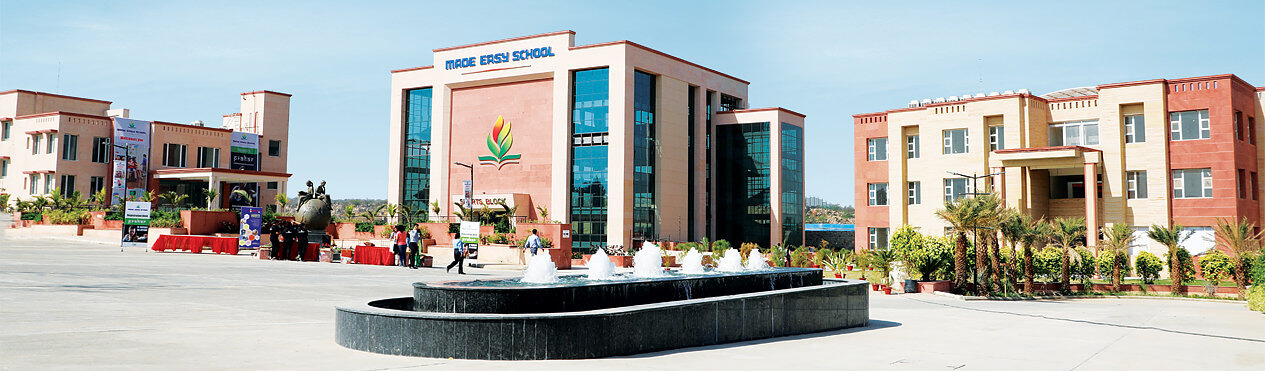 This is Made Easy school gurgaon school complex which one the best schools on gurgaon and have 25 acres of campus
