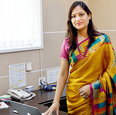 Mrs. Jyoti Singh, Co-founder of Made Easy School Gurugram