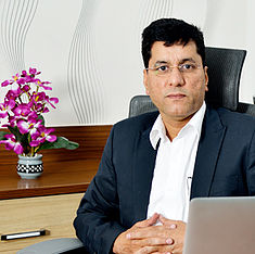 T.C. Badan, CEO of Made Easy Group of which Made Easy School Gurugram is part of