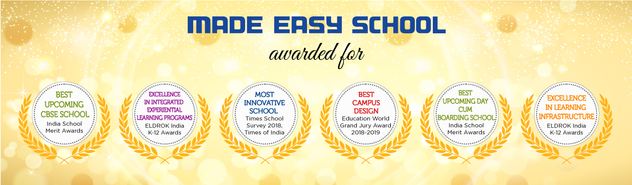 Awards - Made Easy School